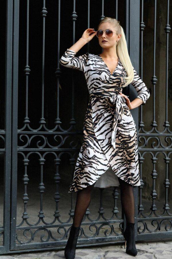 sukienka kopertowa tygrys 1.1 (Copy)